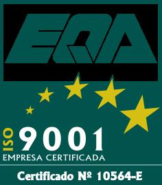 Certificado EQA 9001